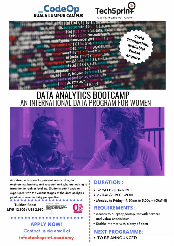 Data Analytics Bootcamp